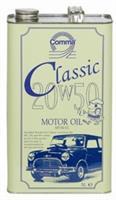 Масло моторное минеральное CLASSIC OIL 20W-50, 5л