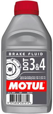 Motul Brake Fluid DOT 3&4 1л