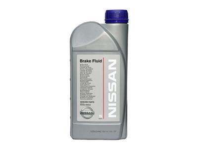 Nissan Brake Fluid DOT 4 1л