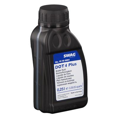 SWAG Brake Fluid DOT 4 Plus 0.25л