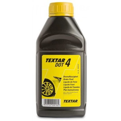 Textar Brake Fluid DOT 4 0.5л