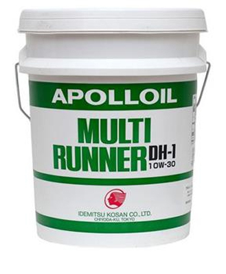 Масло моторное Idemitsu APOLLOIL MULTI RUNNER DH-1 10W-30 20л