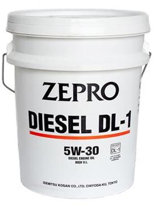 Масло моторное Idemitsu Zepro Diesel DL-1 5W30 ACEA C2-08 20л