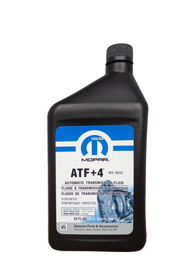 Масло трансмиссионное Mopar ATF +4 0.946л