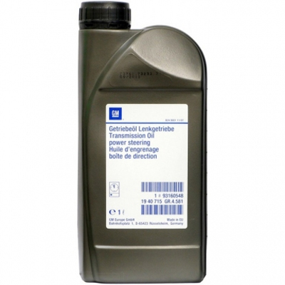 Жидкость ГУР General Motors Power Steering Oil 1л