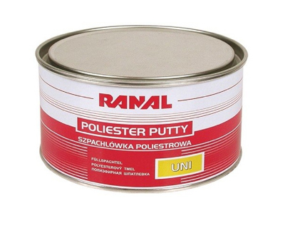 Шпатлевка Ranal Uni 00107-3 5л