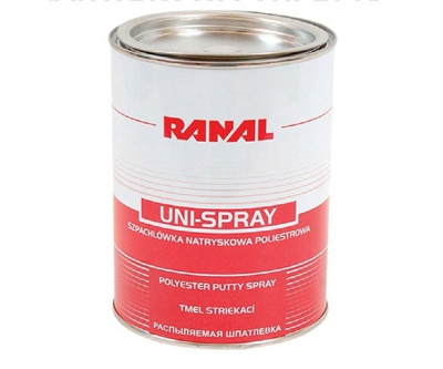 Шпатлевка Ranal Uni-Spray 00701-4 1.2л