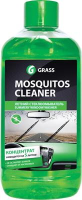 Стеклоомывающая жидкость Grass Mosquitos Cleaner 1:4 1л