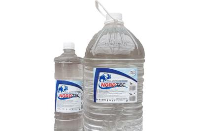 Вода дистиллированная Nordtec 5л