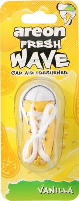 Ароматизатор салона Areon Fresh Wave (ваниль)
