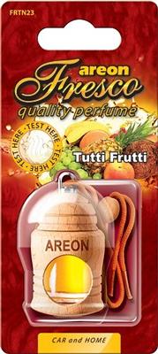 Ароматизатор салона Areon Fresco Tutti Frutti жидкий дер. бутылочка