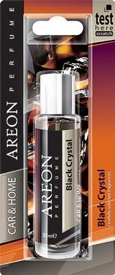 Ароматизатор салона Areon Perfume (черный кристалл) 35мл