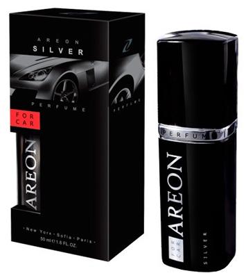 Ароматизатор салона Areon Perfume Silver 50мл