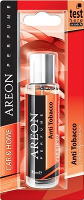 Ароматизатор салона Areon Perfume (антитабак) 35мл