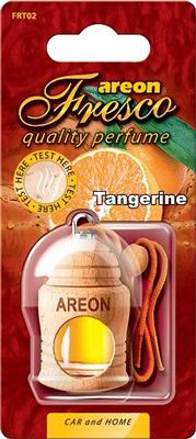 Ароматизатор салона Areon Fresco жидкий дер. бутылочка (мандарин)