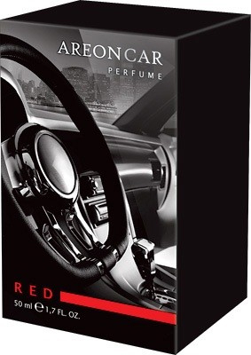 Ароматизатор салона Areon Car Perfume Red 50мл