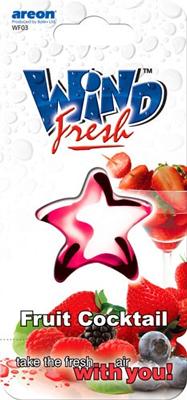 Ароматизатор салона Areon Wind Fresh (фруктовый коктейль)