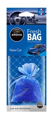 Ароматизатор салона гелевый Aroma Car Fresh Bag (новое авто)  20гр
