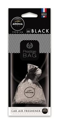 Ароматизатор салона гелевый Aroma Car Prestige Bag Black