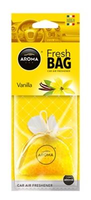 Ароматизатор салона гелевый Aroma Car Fresh Bag (ваниль)  20гр