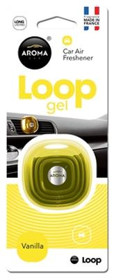Ароматизатор салона гелевый Aroma Car Loop (ваниль)