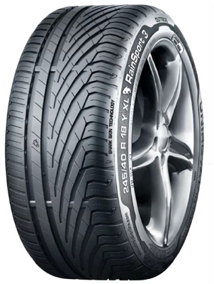 Шина летняя Uniroyal Rainsport 3 245/35 R19 93Y XL
