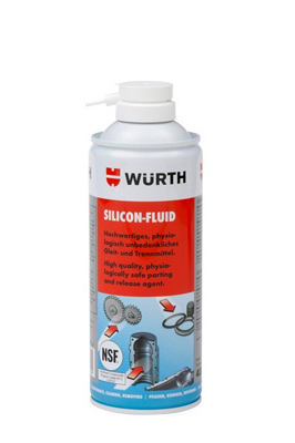Смазка Wurth Silicon-Fluid 893221500 500мл