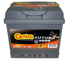 Батарея аккумуляторная, 12В 53А/ч