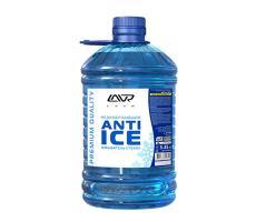 Стеклоомывающая жидкость Lavr ANTI ICE -25°C 3л