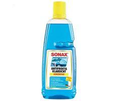 Стеклоомывающая жидкость Sonax концентрат лимон 1л