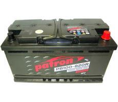 Аккумулятор Patron PB100-820R 100 а/ч