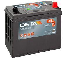 Аккумулятор Deta SENATOR3 DA456 45 а/ч