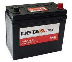Аккумулятор Deta POWER DB454 45 А/ч