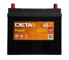 Аккумулятор Deta POWER DB456 45 А/ч