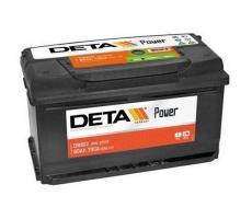 Аккумулятор Deta POWER DB802 80 А/ч