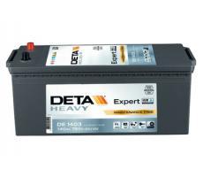 Аккумулятор Deta HVR PRO DE1403 140 А/ч