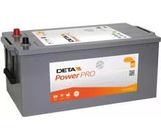 Аккумулятор Deta PROFESSIONAL POWER DF1453 145 А/ч
