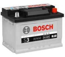 Аккумулятор Bosch S3 004 53 А/ч