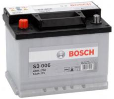 Аккумулятор Bosch S3 006 56 а/ч