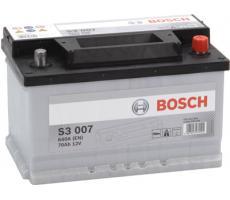 Аккумулятор Bosch S3 007 70 а/ч