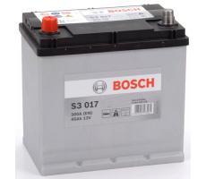 Аккумулятор Bosch S3 017 45 а/ч