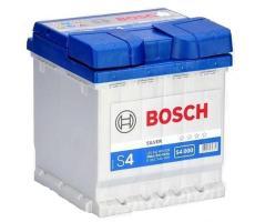 Аккумулятор Bosch S4 Silver 000 44 А/ч