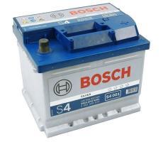 Аккумулятор Bosch S4 Silver 001 44 а/ч