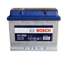 Аккумулятор Bosch S4 Silver 006 60 а/ч