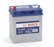 Аккумулятор Bosch S4 019 40 А/ч