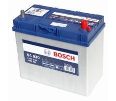 Аккумулятор Bosch S4 Silver 020 45 а/ч