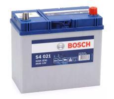 Аккумулятор Bosch S4 Silver 021 45 а/ч