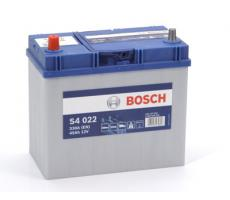 Аккумулятор Bosch S4 Silver 022 45 а/ч