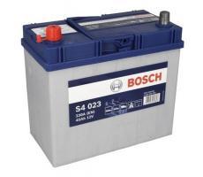 Аккумулятор Bosch S4 Silver 023 45 а/ч