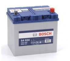 Аккумулятор Bosch S4 Silver 024 60 а/ч